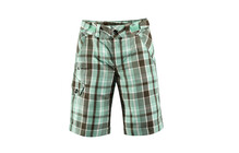 Vaude Parcupine short Enfant vert
